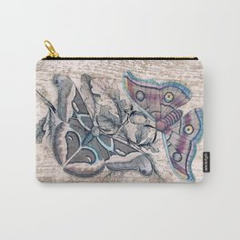 Saturnia butterflies Carry-All Pouch