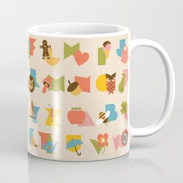 ABCs Ice Cream Coffee Mug