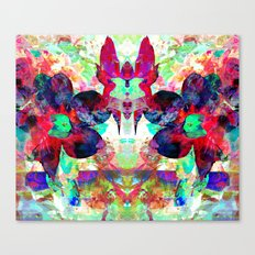 Overgrowth Canvas Print