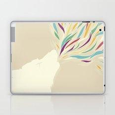The Harlequin's Wolf Laptop & iPad Skin