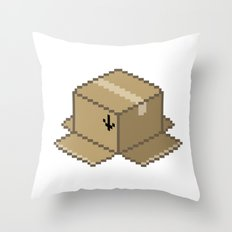 This End Up Throw Pillow