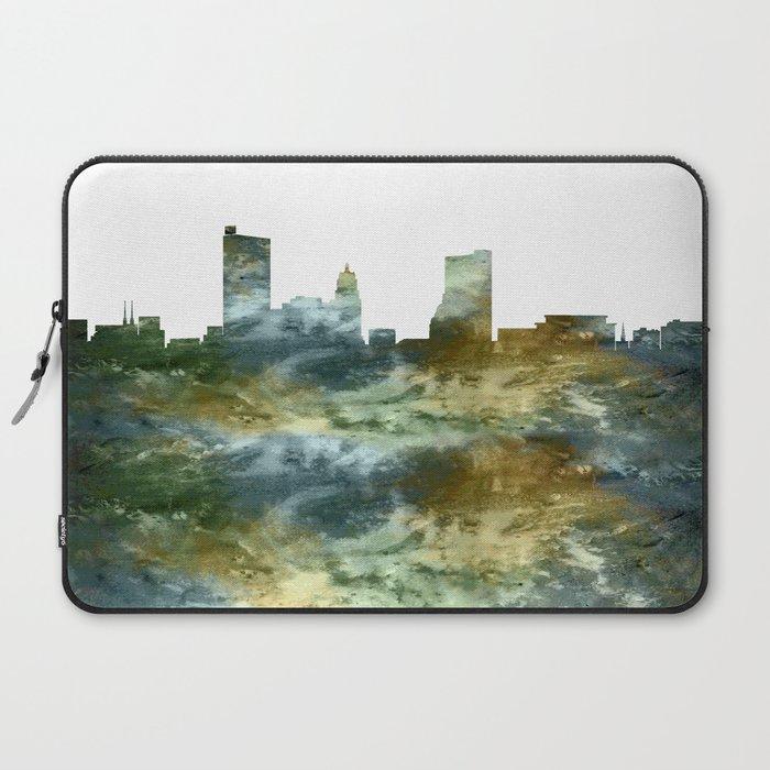 Fort Wayne Indiana Laptop Sleeve By Atw Society6
