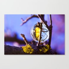 COLLECTION »CRYSTAL BALL« | Backlight Canvas Print