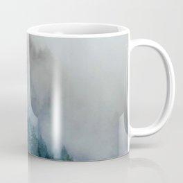 The Foggy Forest (Color) Coffee Mug