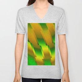 Abstract 105 DD Unisex V-Neck