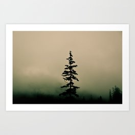 Trees Of The Field #3 Art Print