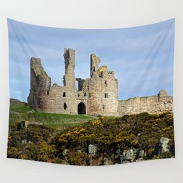 Dunstanburgh Castle Wall Tapestry