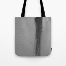 Dark Smear Tote Bag