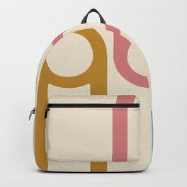 Shiny people Backpack