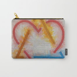 Adoption Symbol Carry-All Pouch