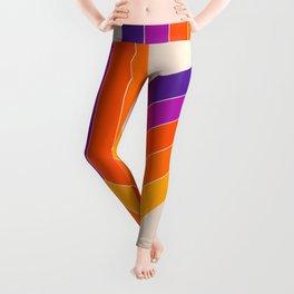 Bounce - Rainbow Leggings