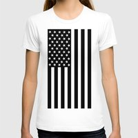 flag T-shirts featuring Flag by loveme