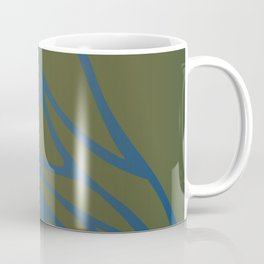 amazonic - design Splash Colors wild Coffee Mug