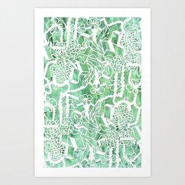 The Joy Luck Club Art Print
