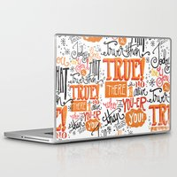 dr seuss Laptop & iPad Skins featuring TODAY YOU ARE YOU... - DR. SEUSS by Matthew Taylor Wilson