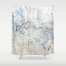 Murgo Parcel: Expired Milk Shower Curtain