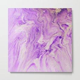 Purple Deadnettle Metal Print