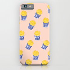 Floral Fries Slim Case iPhone 6