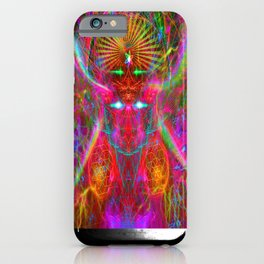 A Spirit Birthed From My Mind iPhone Case