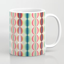 Retro midcentury geometric: Ancient designs for the modern era n°1 Coffee Mug