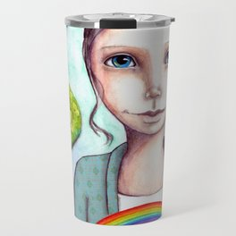 I Give You This Beauty by Kylie Fowler Travel Mug