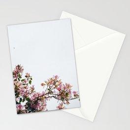 Minimal Flowers Stationery Cards