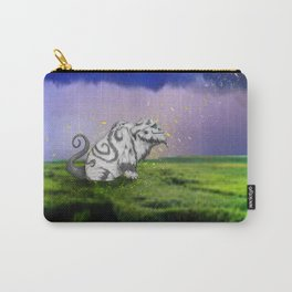 I Believe In Gruff Carry-All Pouch