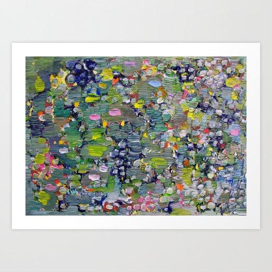 Abstract 84 Art Print