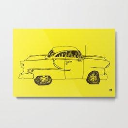 Cool Car Metal Print