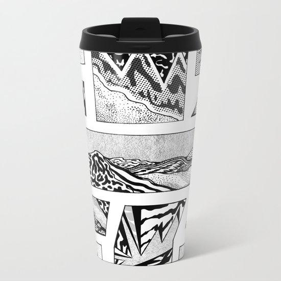 beyond time Metal Travel Mug