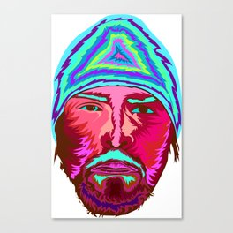 Travis Rice Canvas Print