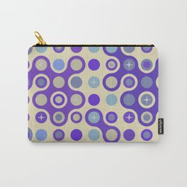 Retro pattern N2 Carry-All Pouch