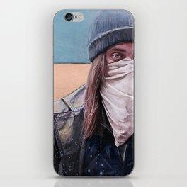 Jesus Saves - The Walking Dead iPhone Skin