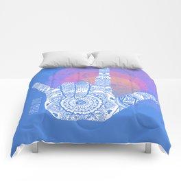 Spread Love Comforters