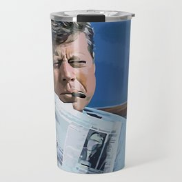 JFK Travel Mug