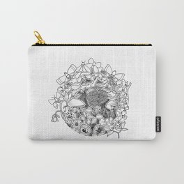 Swing (3D papercut) Carry-All Pouch