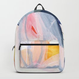 abstract painting XVII Backpack