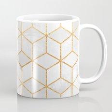 White Cubes Mug