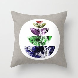 Perfectly Balanced Throw Pillow