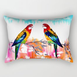 Australian Wildlife Rectangular Pillow