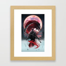 Bloodborne Framed Art Print