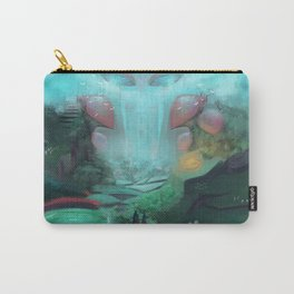 Hidden Kingdom Carry-All Pouch