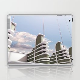 PAN PACIFIC AUDITORIUM COLOR Laptop & iPad Skin