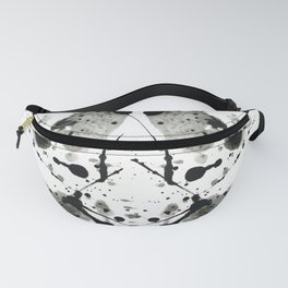 Rorschach-Poem (1) Fanny Pack