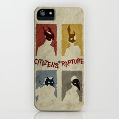 Bioshock - Citizens of Rapture Slim Case iPhone (5, 5s)