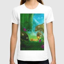 The dreamworld T-shirt