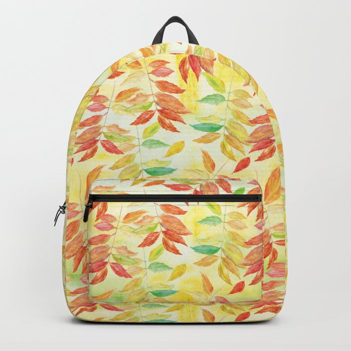 Autumn leaves #23 Backpack
