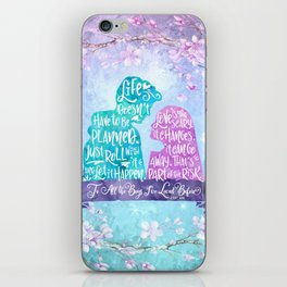 Life and Love According to Covinsky. To All the Boys I've Loved Before iPhone Skin