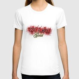 sixx karat gold T-shirt
