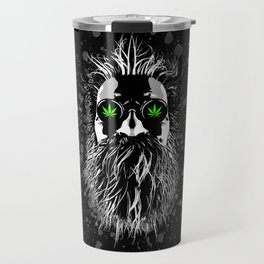 Old School Gardener Travel Mug